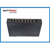 Buy cheap 10 / 100M 8 RJ45 Ports POE ONU , EPON ONU Work With IP Phone / Wireless AP from wholesalers