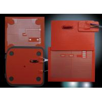 Wholesale Etched foil flexible high watt densities silicone rubber heater from china suppliers