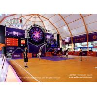 Buy cheap Customized Indoor Sport Event Tents, clear span 80m polygon tent for sports event, Aluminum frame structure tents from wholesalers