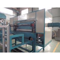 Buy cheap Rotary Paper Egg Box Pulp Molding Machine , Food Packaging Containers Machinery from wholesalers