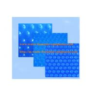 Buy cheap Inflatable Bubble PE Swimming Pool Solar Cover 200micron - 800micron from wholesalers