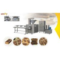 Buy cheap Energy Granola Bar Press Machine / Equipment Protein Bar Manufacturing from wholesalers