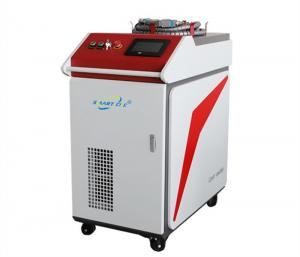 China CNC Laser Welding Machine 1500w Fiber Laser Welding System for Metal on sale