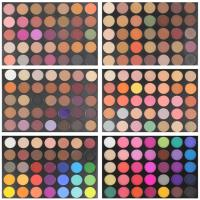 Wholesale Private Label Cheap Cosmetic 35 Color Eyeshadow Palette In Stock from china suppliers