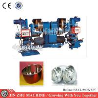 Buy cheap 11kw*2 Auto Polishing Machine , Buffing Machine For Stainless Steel Utensils from wholesalers