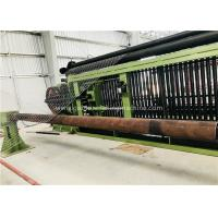 Buy cheap Steel Rod Gabion Production Line PLC Control For Straightening / Cutting Wire from wholesalers