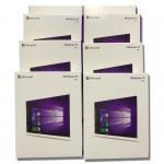 Buy cheap Full Language Windows 10 Professional Retail Box Digital Key Code 32/64 Bit Box from wholesalers