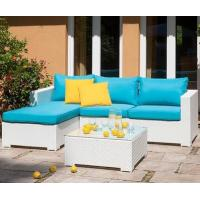 Buy cheap Outdoor Garden sofa sets patio All weather Poly Rattan wicker Furniture from wholesalers