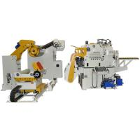 Buy cheap Aluminum Stamping And Leveling Machine Long Distance Heavy Duty Feeder from wholesalers
