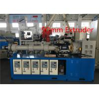 Buy cheap Common Cold Feed Rubber Sheet Extruder , Rubber Granulator MachineAlloy Steel Screw product