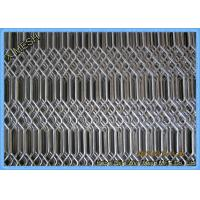 Buy cheap Hot Dipped Galvanised Expanded Metal Mesh , Expanded Stainless Steel Mesh Grill For Fencing / Fiji from wholesalers