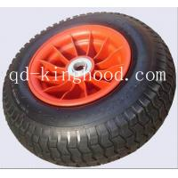 "Buy cheap Wheelbarrow Inflatable Wheel 16""x6.50-8 from wholesalers"