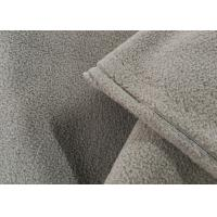Buy cheap Lightweight Outdoor Apparel Fabric Two Side Brushed Polar Fleece from wholesalers