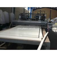 PVC Extruder Machine WPC Board Machine for Furniture Foam Board Manufactures