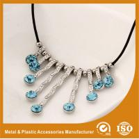 Wholesale Caddy Fashion Jewelry Lace Necklace Collarbone Chain False Collar from china suppliers