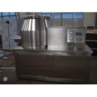 Wholesale Foodstuff  Wet Granulation Equipment Cutting Speed 1500 Rpm With Z Shaped Rotor Blade from china suppliers