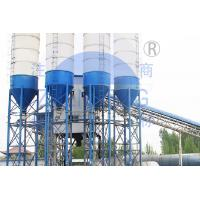 Wholesale 110kw Automatic HZS180 Concrete Batching Plant, Plb4800 Small Scale Cement Plant 80T Weight from china suppliers