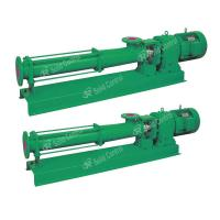 Buy cheap Decanter Centrifuge Screw Pump / 0.3Mpa Working Pressure Screw Spindle Pump from wholesalers