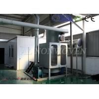 Thermal Bonded Glue Free Waddings Making Machine For Quilts 2300mm / 2500mm Manufactures