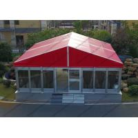Wholesale Glasswalls Wedding Event Marquees Tents With Luxury Decorations from china suppliers
