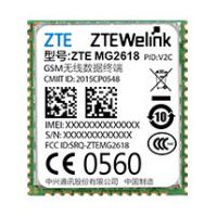 Buy cheap ZTE GSM GPRS Module for GSM900/1800 with MT6260D Chip (MG2618_V2A) from wholesalers