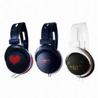 Buy cheap Valentine's Day Promotion Headphone with Popular Music Earmuff from wholesalers