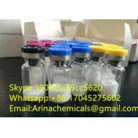 Buy cheap ISO SGS Listed HGH Human Growth Hormone Injections Yellow Top 10 Iu from wholesalers