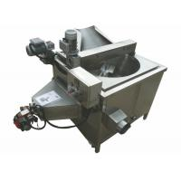 200kg Multi Purpose Deep Frying Machine , Gas Frying Machine OEM Available Manufactures
