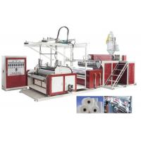 Wholesale HDPE / LDPE Stretch Film Machine For 3 Layers , Film Width 500 - 1500mm from china suppliers