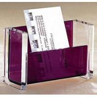 Buy cheap Acrylic Business Card Holder (CH-05) from wholesalers