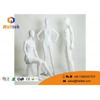 Buy cheap Customized Retail Shop Fittings Popular European Size Glossy Mannequin product