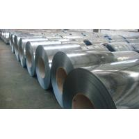 Buy cheap SGCC Hot Dip Galvanized Steel Coil , Cold Rolled Welding Galvanized Steel from wholesalers
