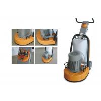 Buy cheap 1250RPM High Speed Concrete Floor Grinder tile floor cleaning machine from wholesalers