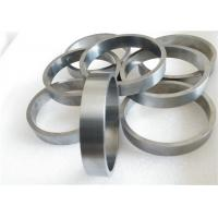 Buy cheap Durable Tungsten Carbide Seal Rings , Tungsten Carbide Rolls Wire Rod Mills from wholesalers
