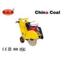 Buy cheap Hand Held Concrete Cutting Saw Road Construction Machinery Concrete Saw High Performance from wholesalers