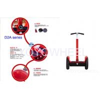 Buy cheap Gyro Stabilized self balance 2 Wheel Stand Up Electric Scooter segway type product