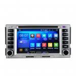 Buy cheap Stereo Radio Android System Car DVD for Hyundai Santa Fe GPS Navigation from wholesalers