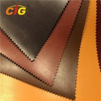 Buy cheap 140 cm Width Different Colors Stocklot PVC Leather Available For Sofa and Furniture from wholesalers