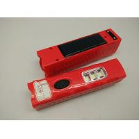 BN-K01T  Square Solar Rechargeable LED Torch Flashlight Manufactures