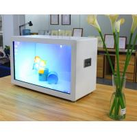 Buy cheap Lightweight Transparent LCD Screen With Ultra High Fidelity Sound from wholesalers
