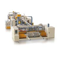 Buy cheap Electric Automatic Stitching Machine For Corrugated Boxes  PLC Control from wholesalers