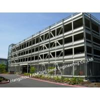 China High Performance Economical Steel Framing Systems Automobile Garages on sale