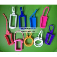 Buy cheap Cheap Silicone Hand Sanitizer Holder, Hand Sanitizer Silicone holder with bottle from wholesalers