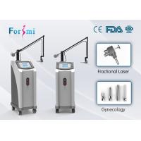 Buy cheap USA imported Coherent Fractional CO2 Laser Manufacturer acne removal skin resurfacing co2 fractional laser machine from wholesalers