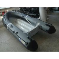 Buy cheap 3  Chamber Aluminum Fishing Boats , Durability 330cm Small Aluminum Boats from wholesalers