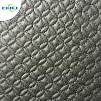 Buy cheap Waterproof Faux Leather Upholstery Fabric Easy Cleaning Quick Drying from wholesalers