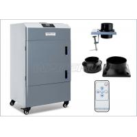 Buy cheap Grey Movable Soldering Fume Extractor For Laser Engraver And Cutter from wholesalers