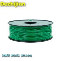 Buy cheap Makerbot Material Fluorescent Dark Yellow PLA 3d Printer Filament 1.75mm / 3.0mm from wholesalers