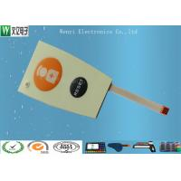 Buy cheap Push Button Metal Dome Membrane Switch from wholesalers