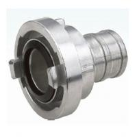 Buy cheap Aluminum forging Storz Fire Hose Coupling 1 to 4 with hose tail from wholesalers